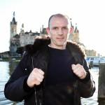 Pressegespräch mit WBA-Weltmeister Jürgen Brähmer in Schwerin - 11.03.2015 - Cafe Wallenstein